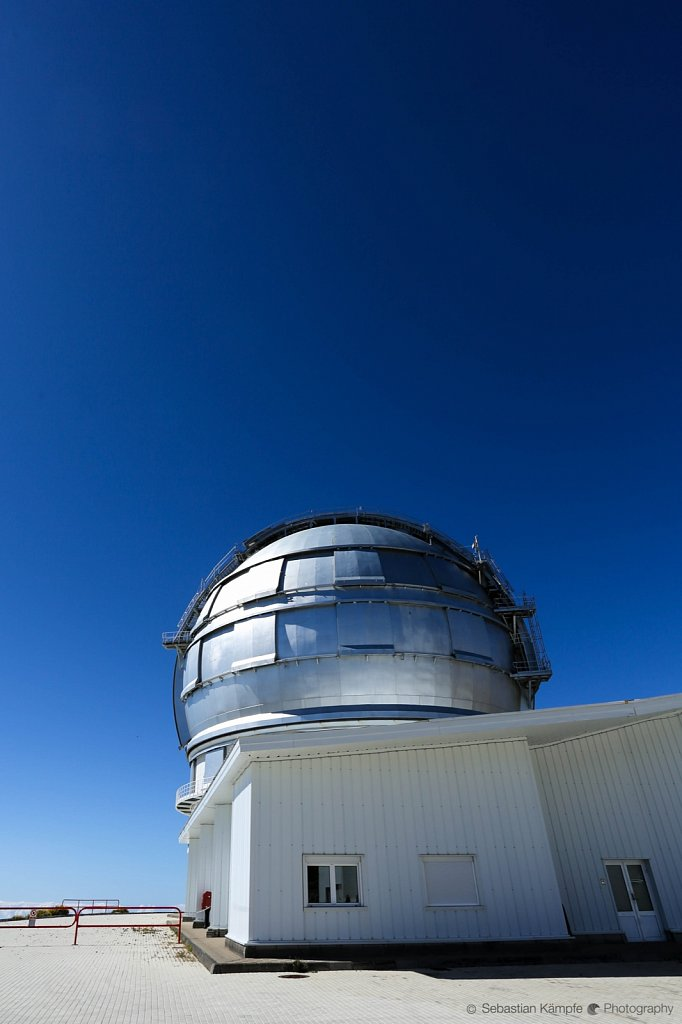 Outside Observatory
